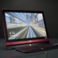 Living Room Gaming Pc Modern Interior Design 2016 Msi Ag240 All-in-one Review   Techradar