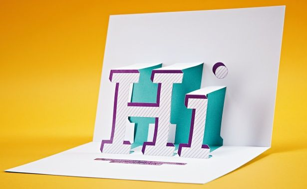 How To Create A Pop Up Promo Card Creative Bloq
