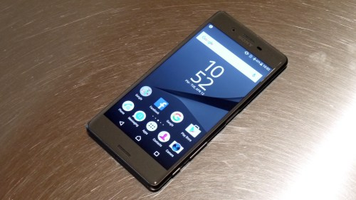 small resolution of sony xperia x review
