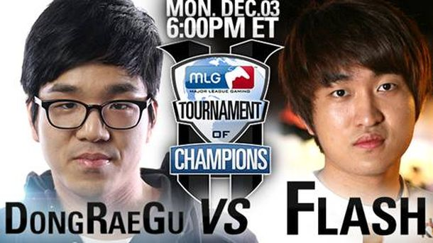 mlg tournament of champions