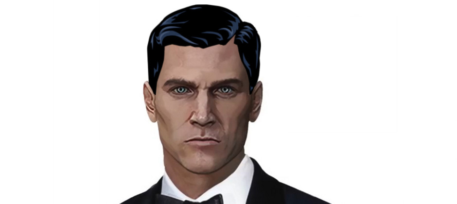 Bear With Me But I Think Agent 47 Is Archer GamesRadar