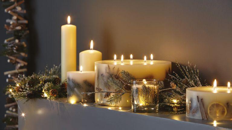 Ý tưởng kinh doanh mùa Noel - Kinh doanh nến thơm mùa Giáng Sinh