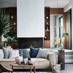Swing Chair Home Town Tan Leather Chairs 10 Statement Living Room Design Ideas | Real Homes