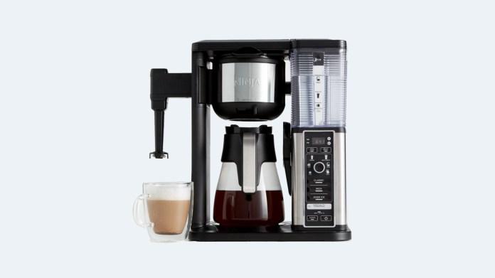 best coffee makers: ninja specialty coffee