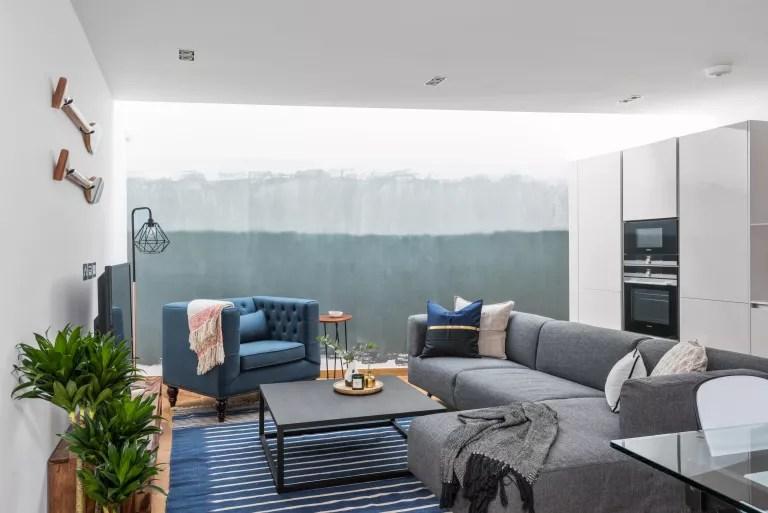 Living room by Interior Fox