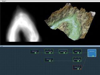 Instant Terra: Compose the terrain