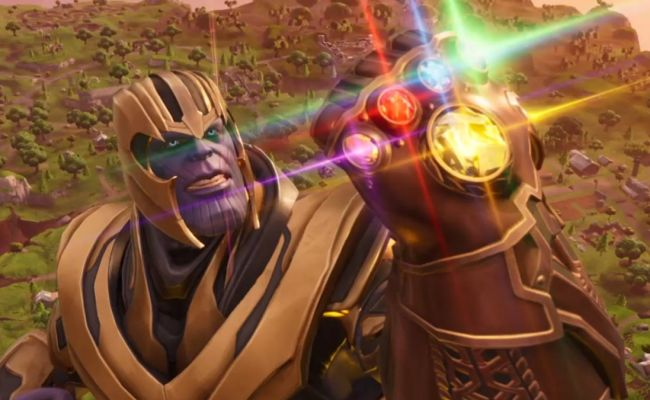 Fortnite S Thanos Mode Is Almost Over Claim The Gauntlet