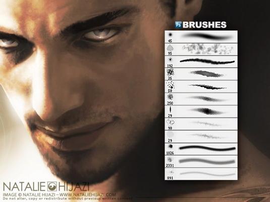 6ff42d348f3dd425d844f8e7a45bf289 The 55 absolute best loose Photoshop brushes Random