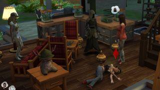 6xYomrLRNWWrnLrhrhargk 320 80 - The Sims 4 battle royale, part three: Chicken dinner is served