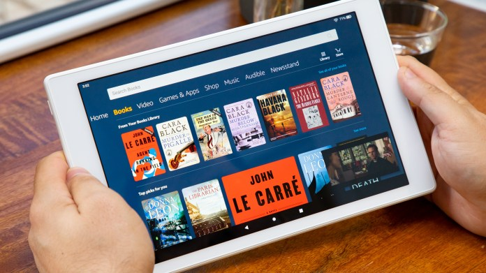 best android tablets - amazon fire hd 10