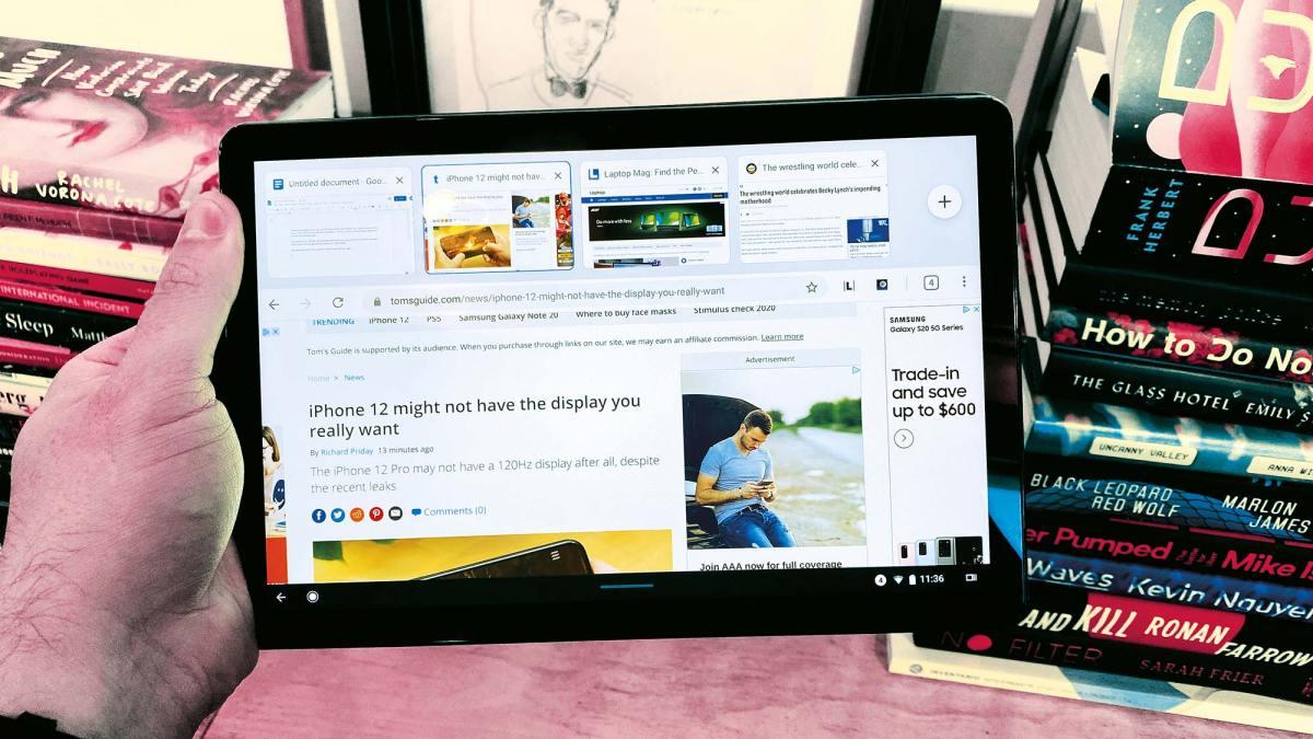 Lenovo Chromebook Duet review
