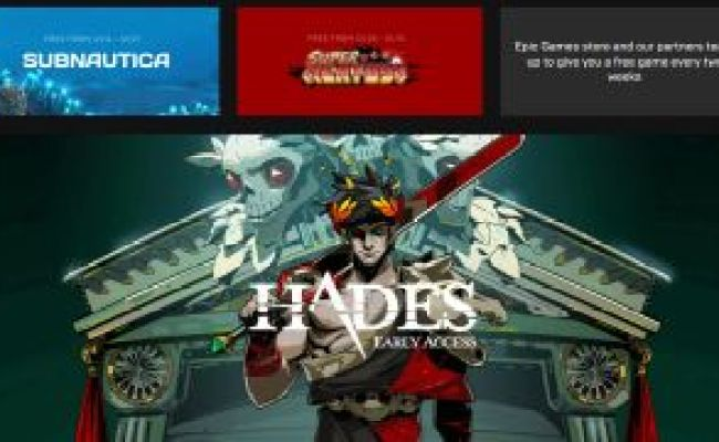 How The Epic Games Store Compares To Steam Right Now Pc