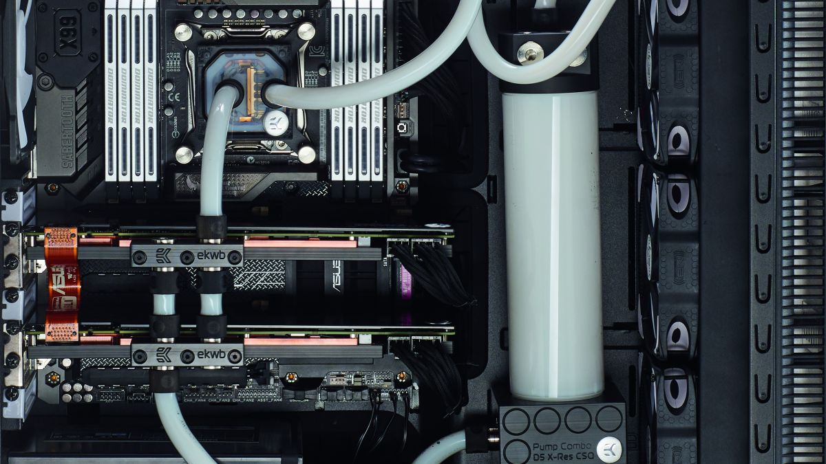 How to watercool your PC  TechRadar
