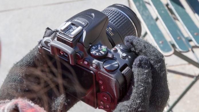 Best DSLR cameras: Nikon D5600