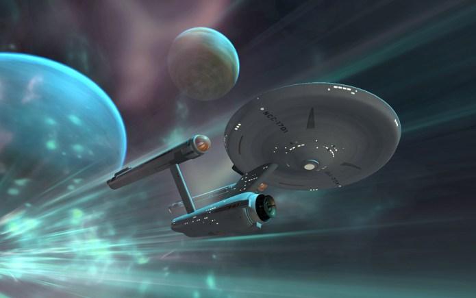 best VR games: Star Trek: Bridge Crew