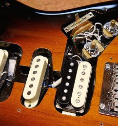 how to replace stratocaster pickups [ 1304 x 733 Pixel ]