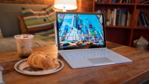 Fall Coffee Wallpaper Samsung 4 Microsoft Surface Book Review Techradar