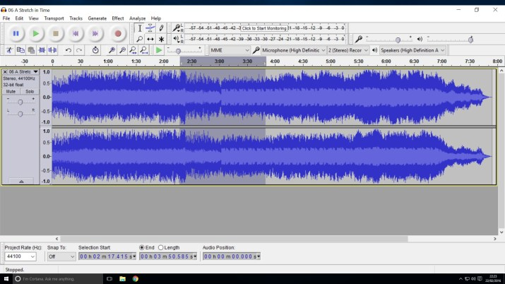 Download Audacity