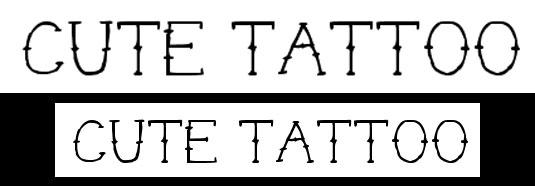7d29b56e4cde6f4abeb26fe177cef09a 51 free tattoo fonts for your body art Random