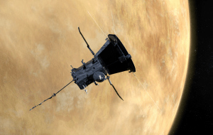 Venus views from a NASA spacecraft probe show a possibility of tracing scientific instruments