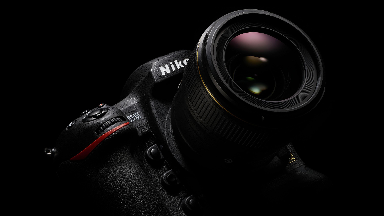 Best camera: Nikon D5