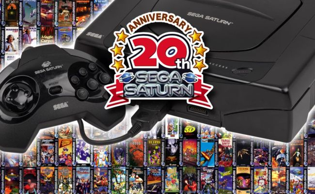 Sega Saturn Turns 20 And It S Not As Shit As You Think