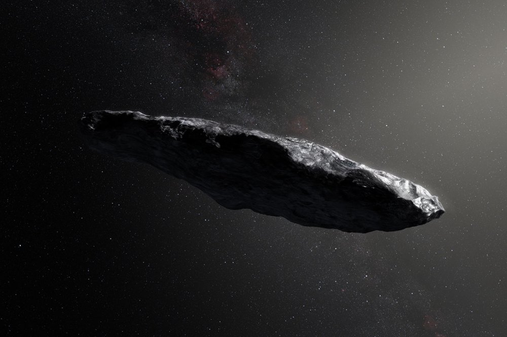 medium resolution of  oumuamua the solar system s first interstellar visitor in photos space