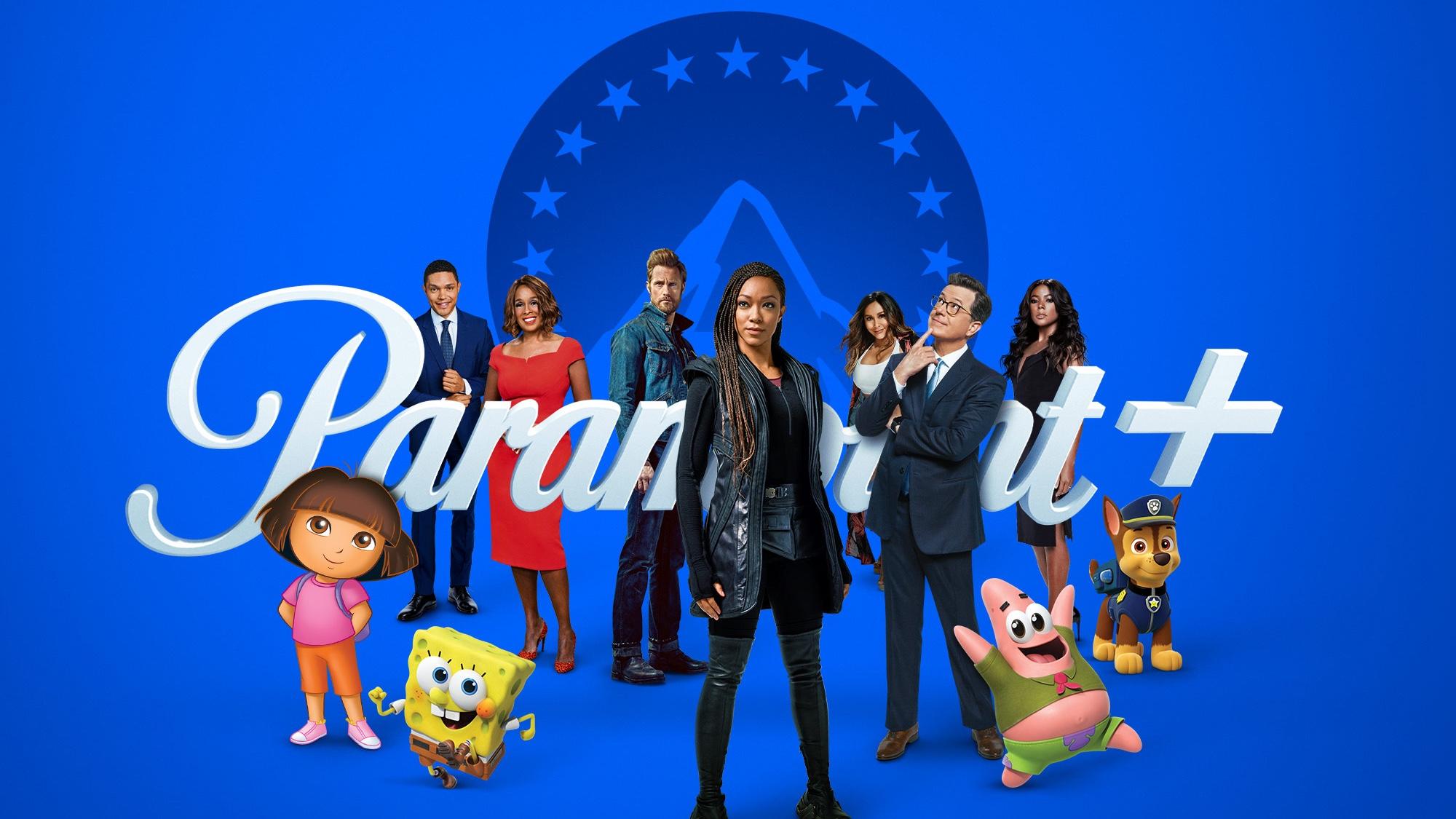 Paramount Plus has ads too