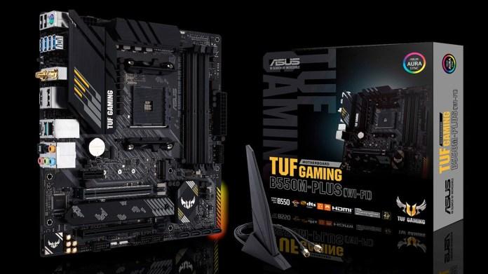 Asus TUF Gaming B550M-Plus Wi-Fi Review: TUF enough? | Tom's Hardware