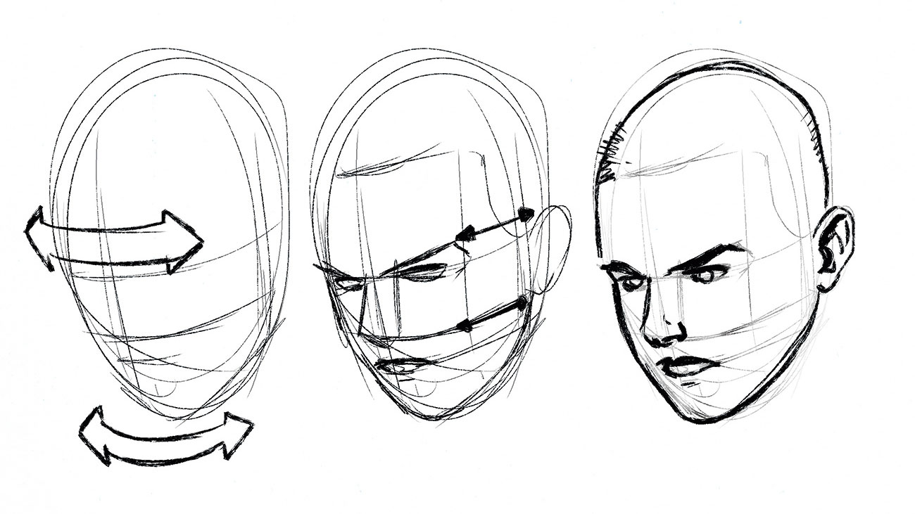 Faces And Features How To Draw And Paint