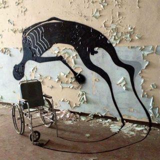 Street art:1000 shadows