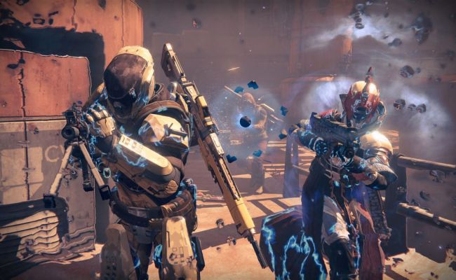 Destiny Walkthrough Gamesradar