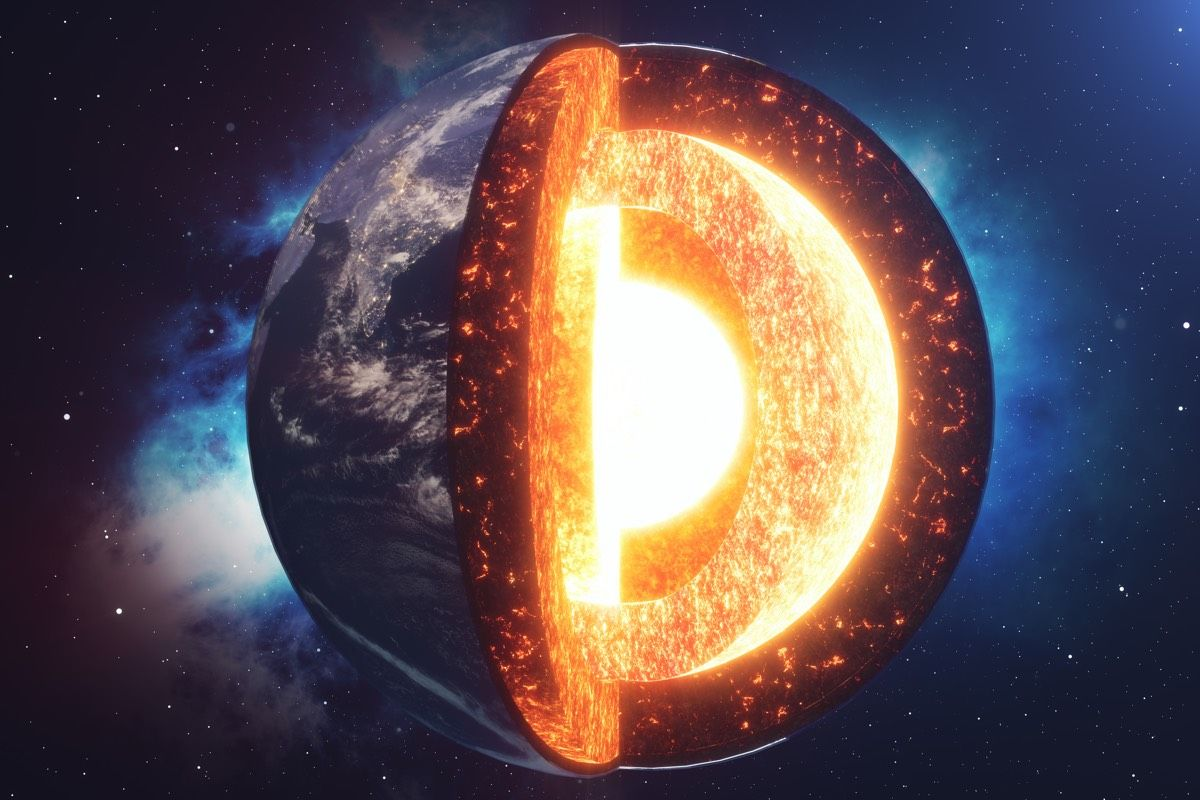 Tons Of Pressurized Oxygen Could Be Hiding Out In Earth S Molten Iron Core
