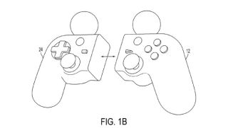 Sony patents snap-together DualShock/Move hybrid