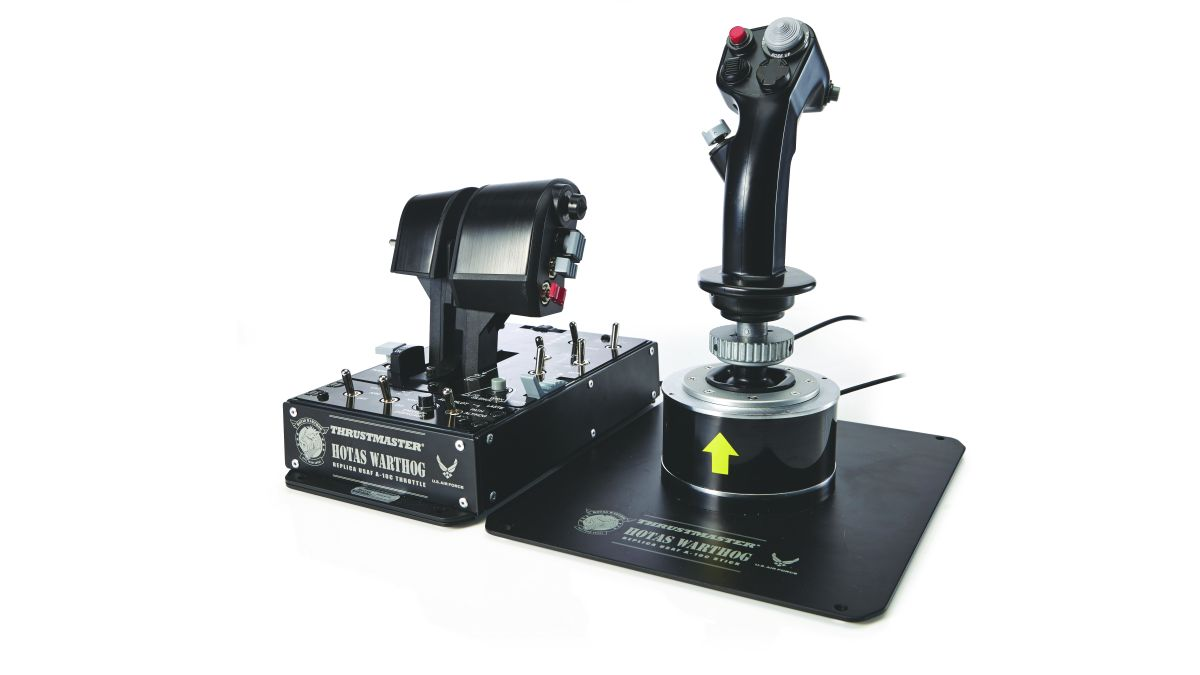 Best joystick The top flightsticks for your home cockpit