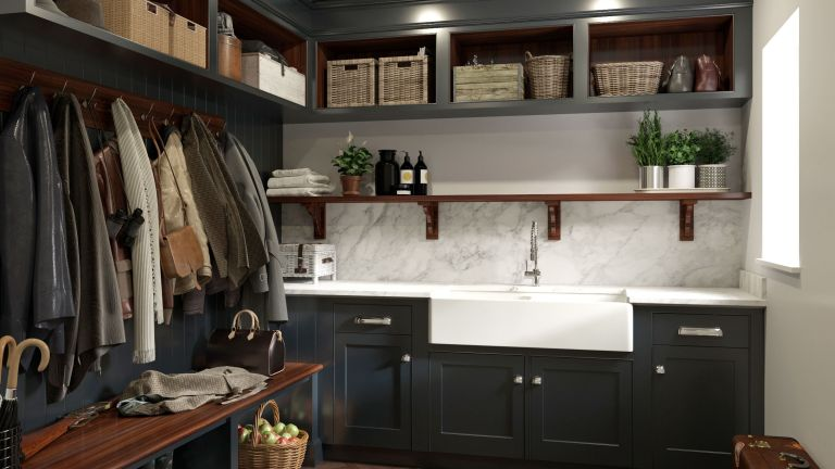 12 clever utility room design ideas  Real Homes