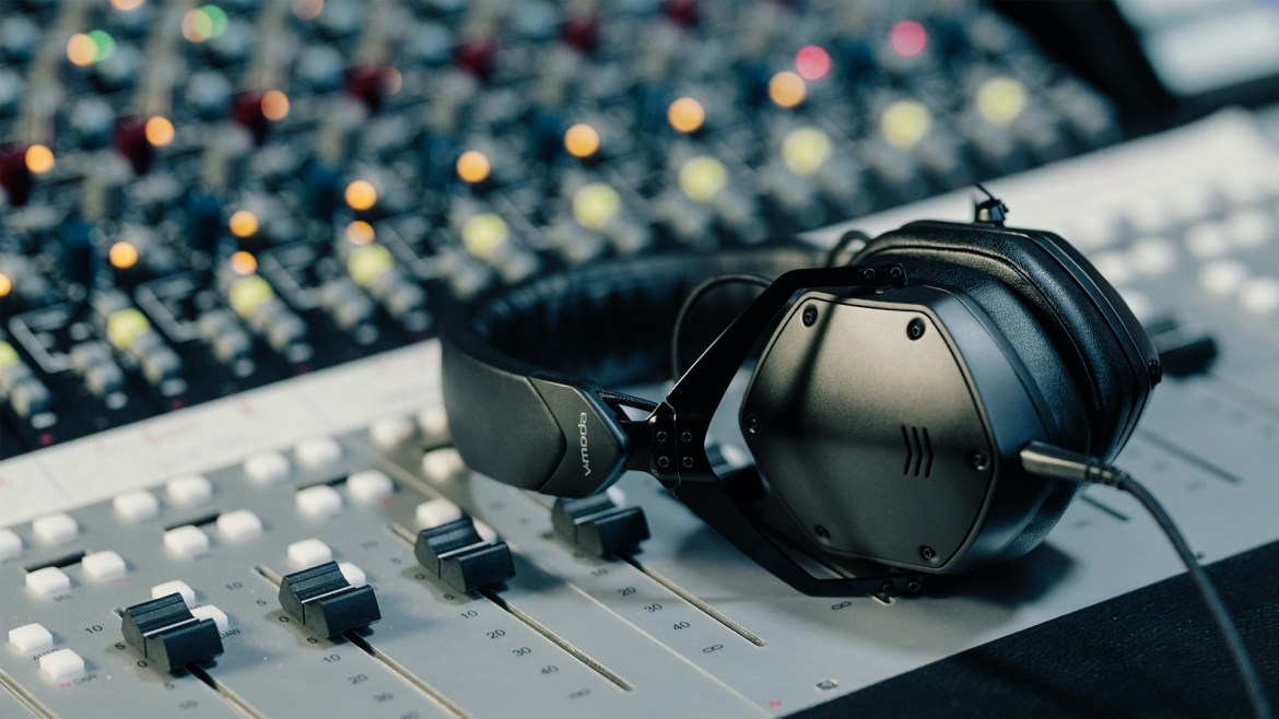 V-MODA Crossfade M-200 studio reference headphones are coming to India 1