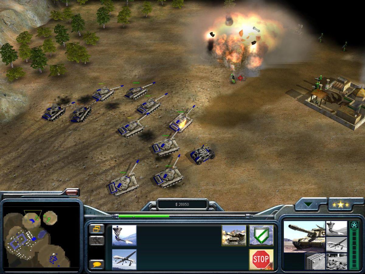 Command Amp Conquer The First Decade Review GamesRadar