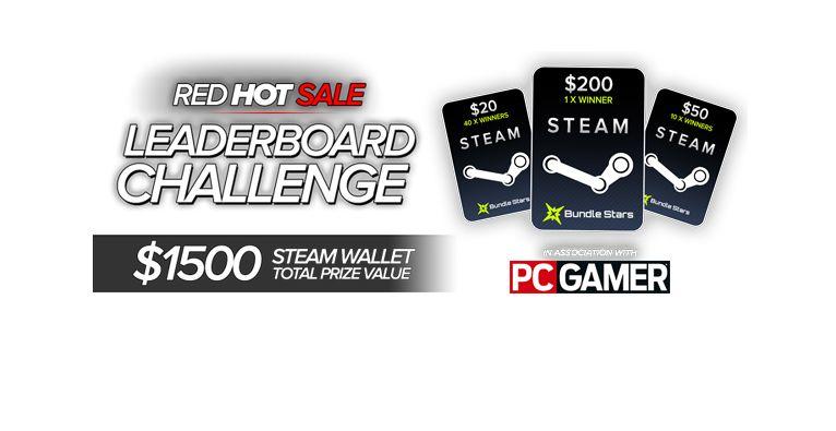 Win a Steam Wallet worth $200   PC Gamer