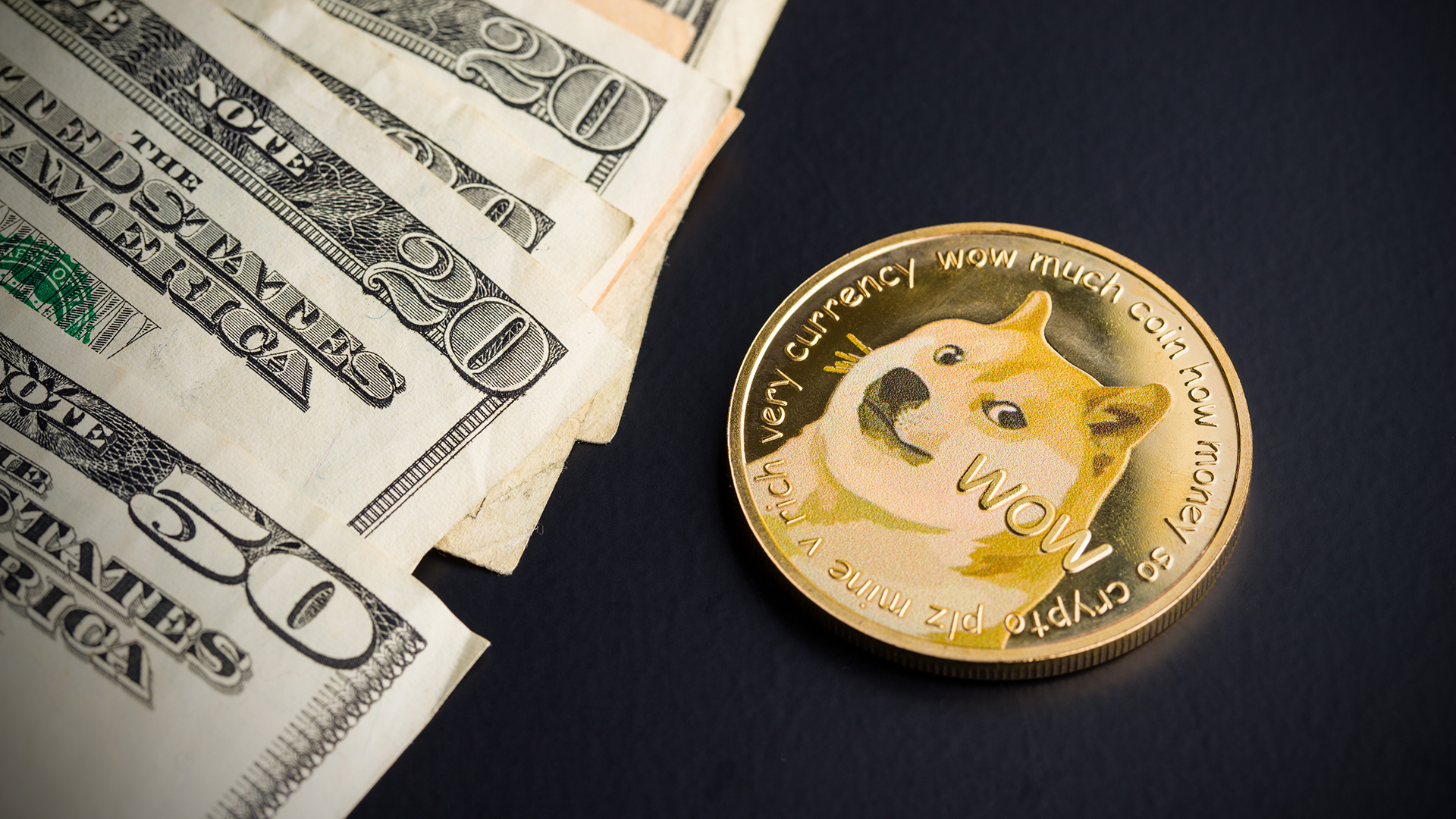 Best cryptocurrency listed — Dogecoin