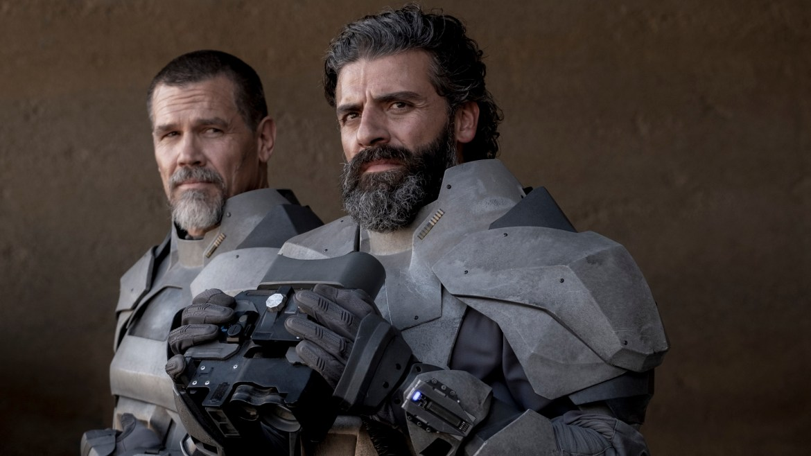 The Justice League Snyder Cut sucks — but HBO Max is still beating Netflix — Dune movie