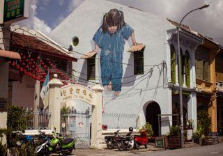 Street art: Zacharevic