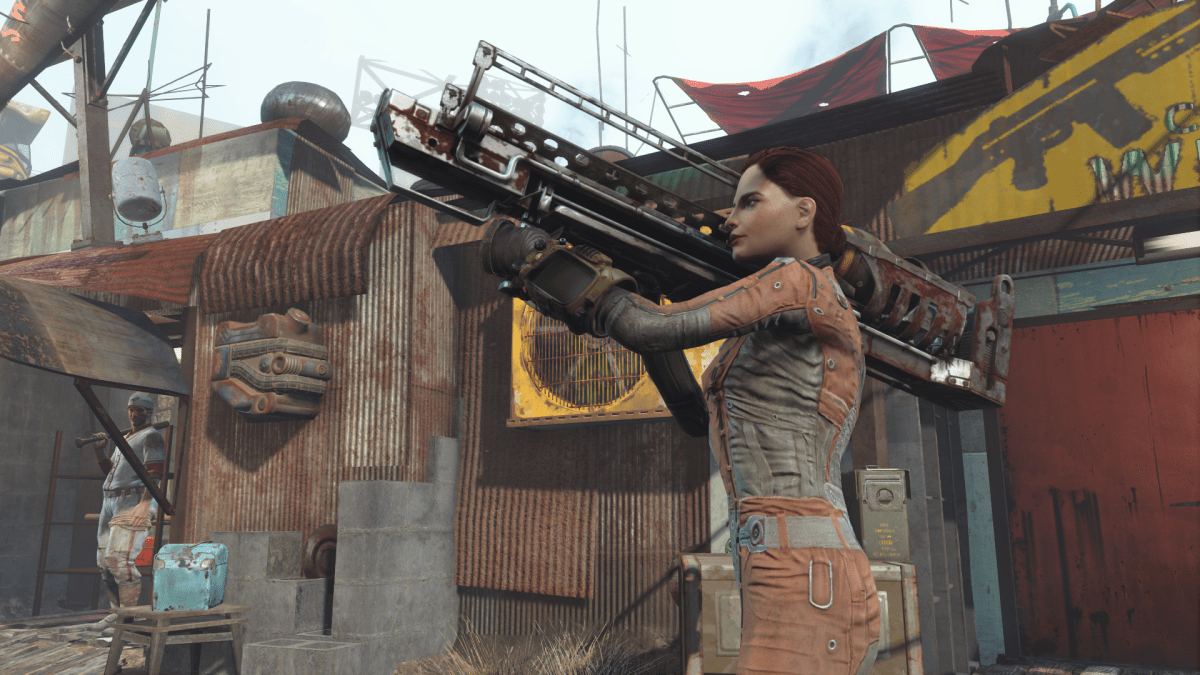 Fallout 4 unique weapons guide  where to find the best
