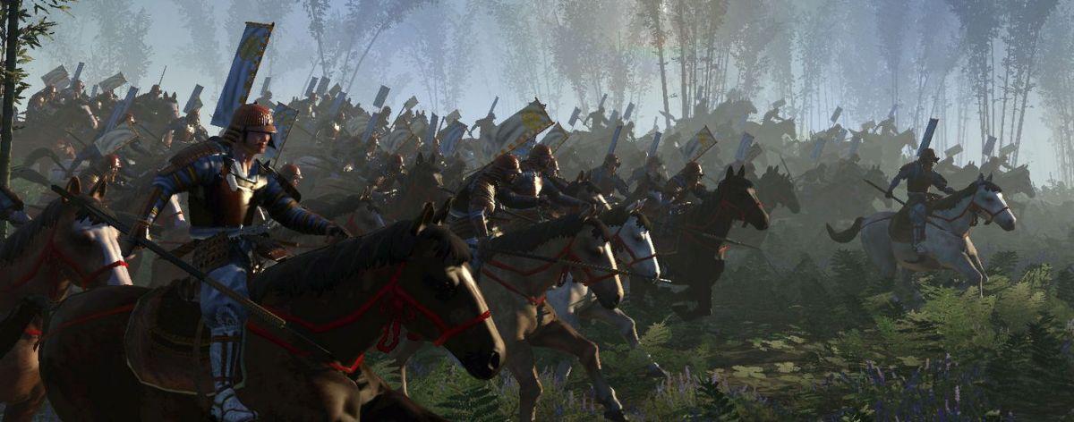 Total War Shogun 2 Fall Of The Samurai Wallpaper Hd Total War Shogun 2 Steam Workshop Is Live Mod Tools And