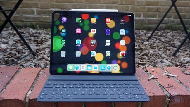 iPad Pro 12.9 2018 - Source TR