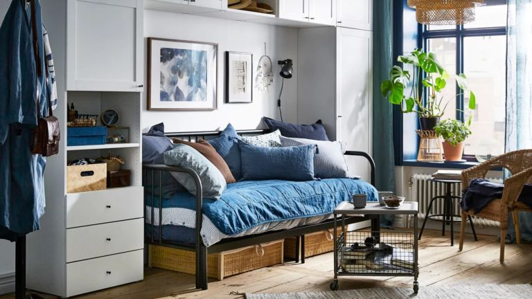 15 Small Bedroom Ideas Stylish Looks To Copy In A Tiny Space Real Homes