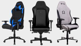 best gaming chair for pc patio chairs with ottomans the in 2019 gamesradar often last thing people consider when putting together their ultimate rig is finding to accompany it but this actually a