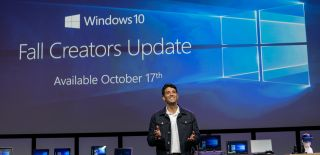 The Fall Creators Update came out in October