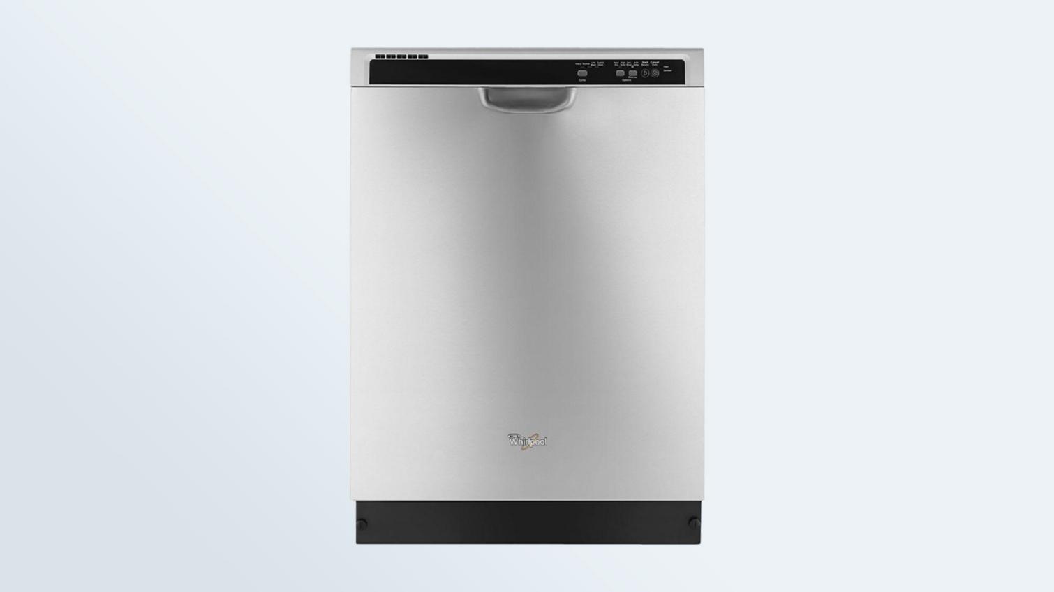 Best dishwashers: Whirlpool WDF520PADM