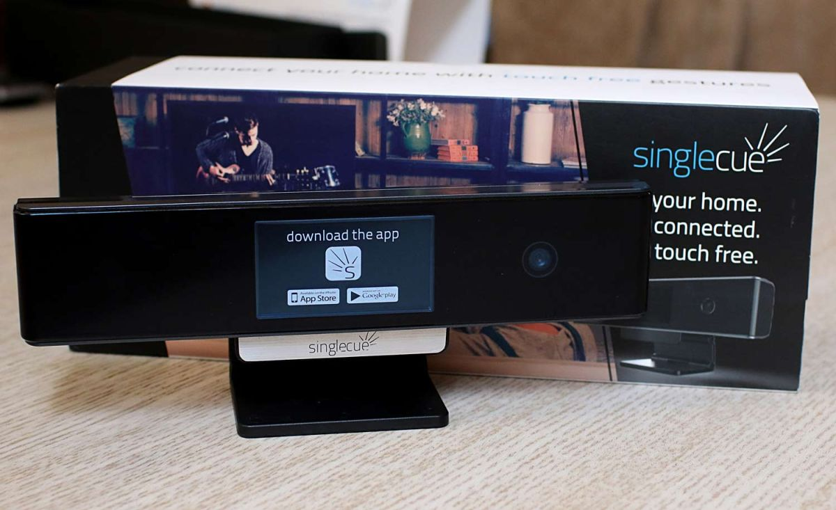 Singlecue Lets You Control Everything With Your Finger   Tom's Guide